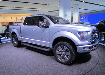 2015 Ford Atlas Concept