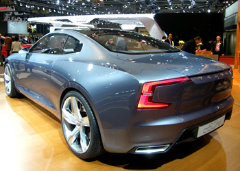 Concept Coupe (Rear view)