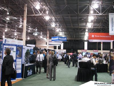 TU-Automotive Detroit 2016 exhibition floor