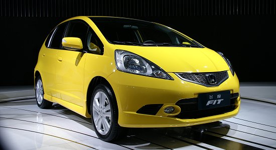 Guangzhou Honda Automobile new Fit