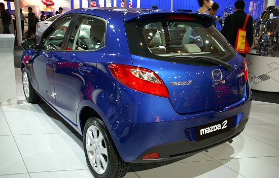 Changan Ford-Mazda Mazda 2 2box