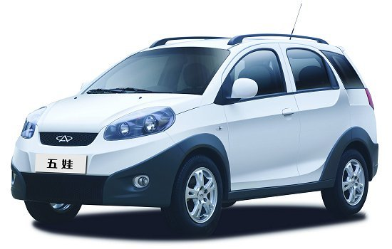 Chery Automobile's Faira JJ