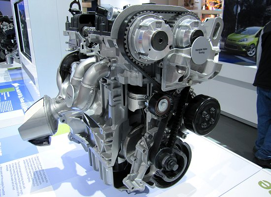 Ford: 1.6L engine for the next-model Fiesta