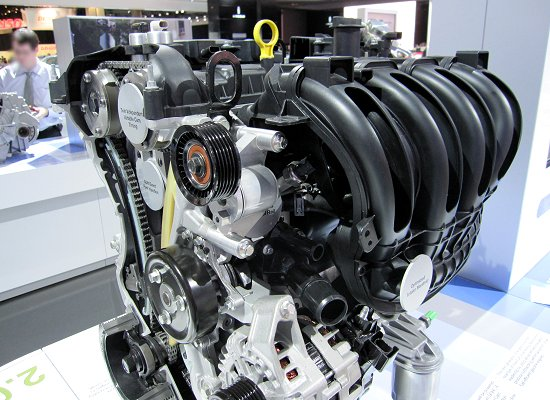 Ford: 2L engine for the next-model Focus