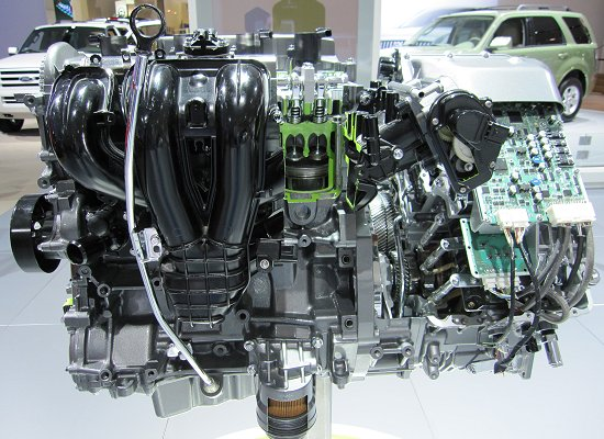 Ford: 2.5L engine for the Mercury Mariner Hybrid