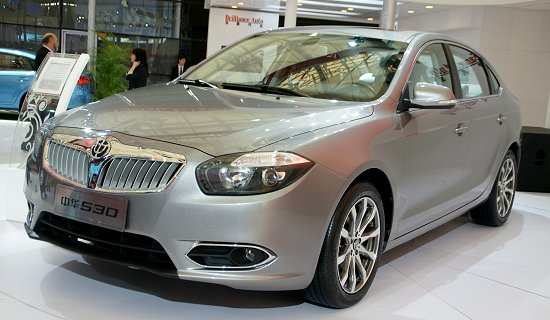 Chery Automobile's Cowin 5