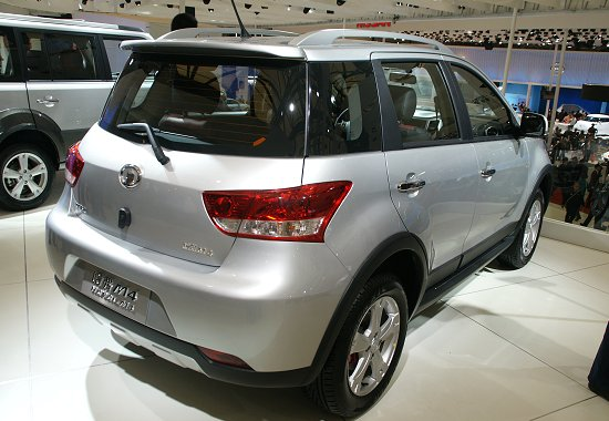 Great Wall Motor's Haval M4
