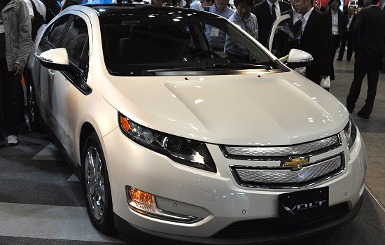 Volt, which debuted in Japan