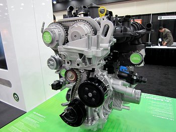 1.6L EcoBoost I-4 engine