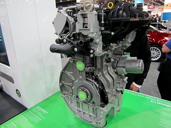 1.0L EcoBoost I-3 engine
