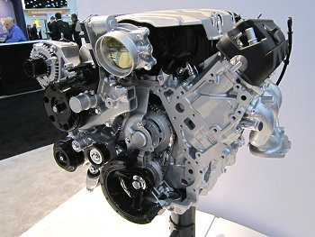 6.2L V-8 Gen 5 small block engine