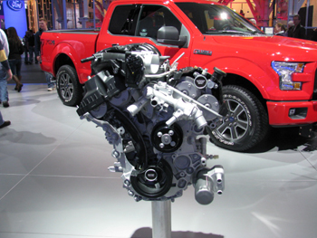 Ford 3.5L Ti-VCT V6 Engine