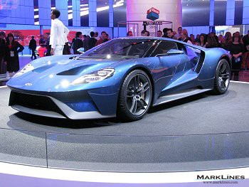 Ford's GT Supercar