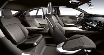 Inside the Audi prologue allroad concept