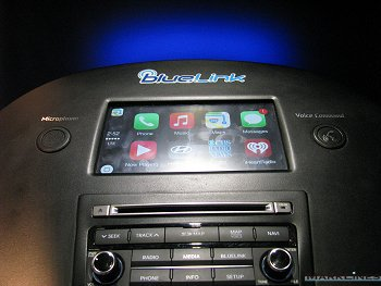 Display Audio infotainment system
