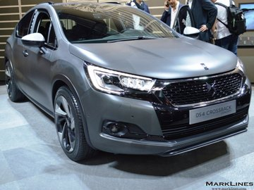 DS4 Crossback Concept