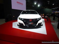 新型CIVIC TYPE R