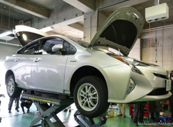 All-new Toyota Prius