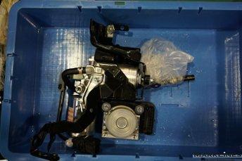 ABS/ESP control actuator