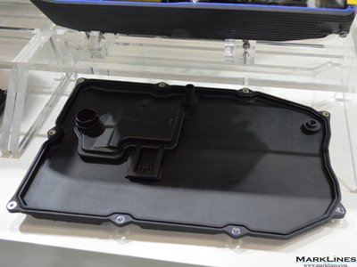 Newly-developed plastic oil pan