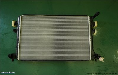 Radiator for water-cooled