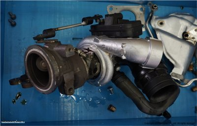 Turbocharger (manufactured