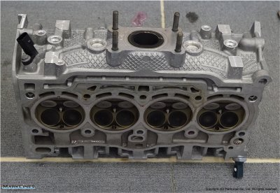 Cylinder head bottom and