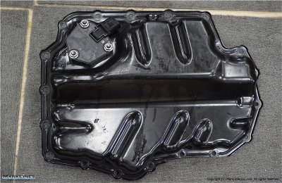 Bottom of the steel sheet