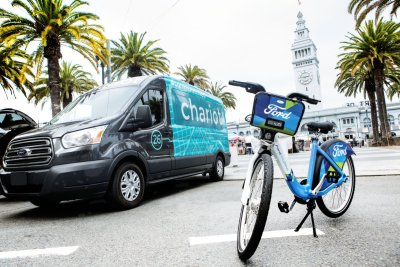 The shuttle  and Ford