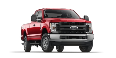 The Ford Super Duty