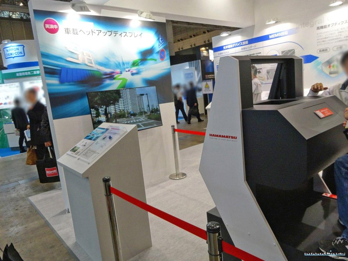 Hamamatsu Photonics Exhibit Highlights - MarkLines Automotive