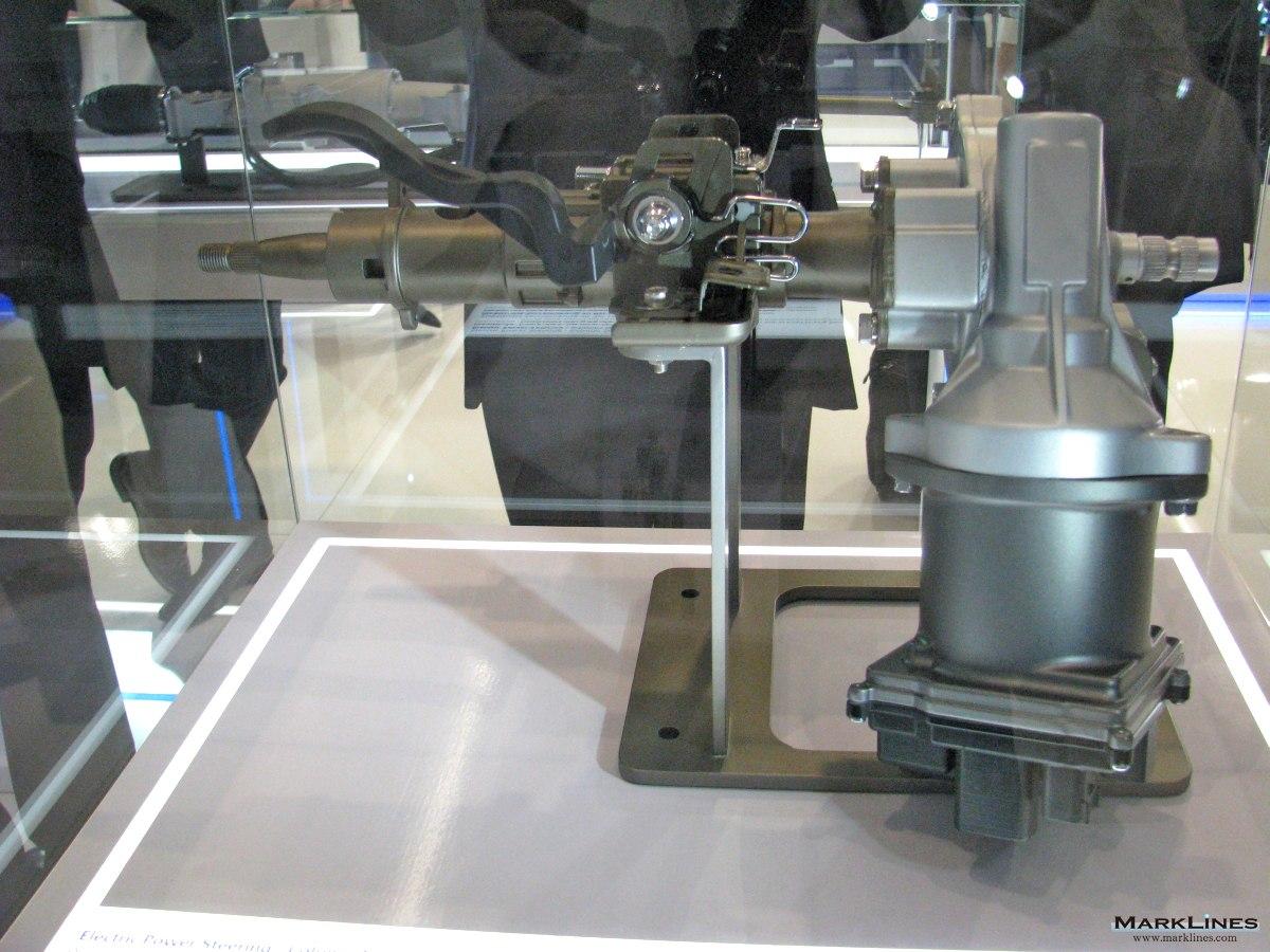 Mando Corporation Marklines Automotive Industry Portal. Column Type Electric Power Steering System. Jeep. Jeep Mando Steering Wheel Wiring At Scoala.co