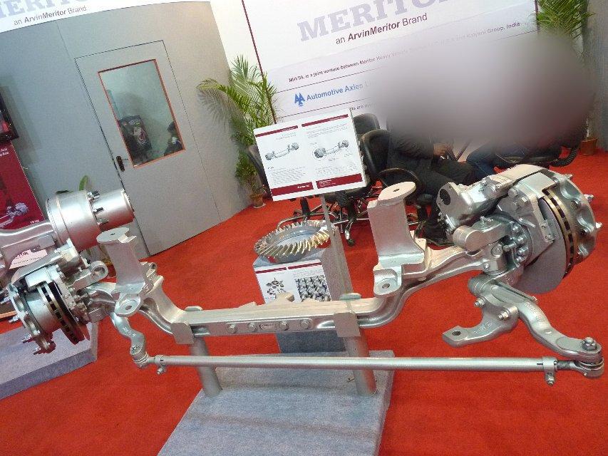 Meritor, Inc  - MarkLines Automotive Industry Portal