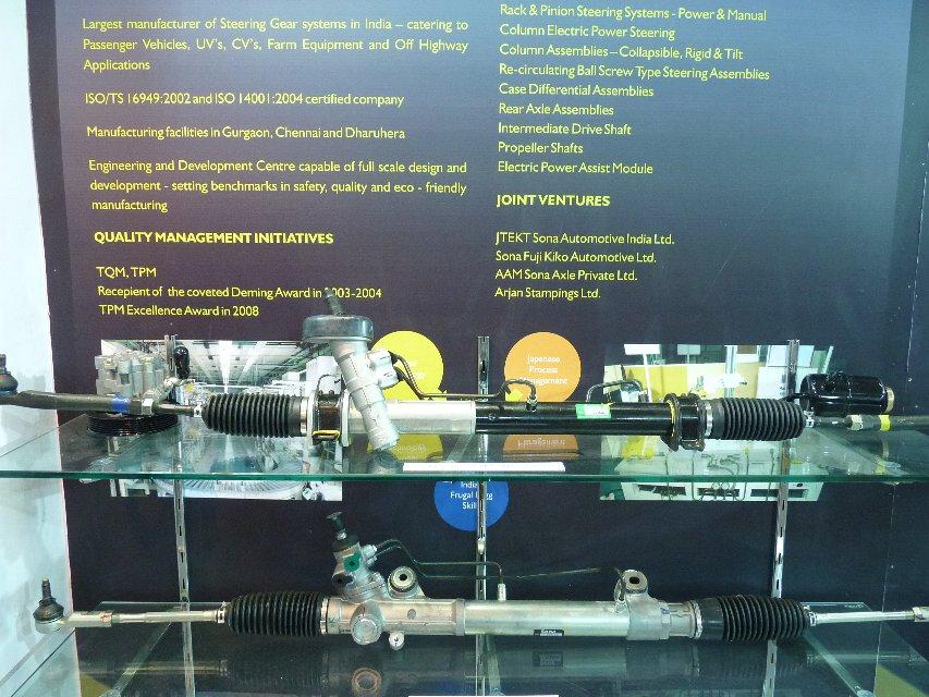 JTEKT India Limited (Formerly Sona Koyo Steering Systems Ltd