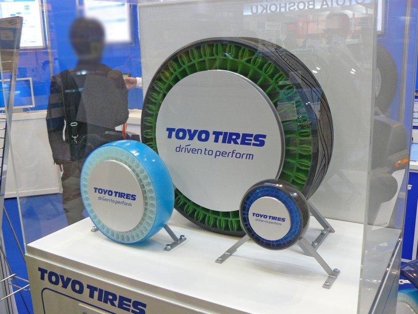 Toyo Tire Amp Rubber Co Ltd Marklines Automotive