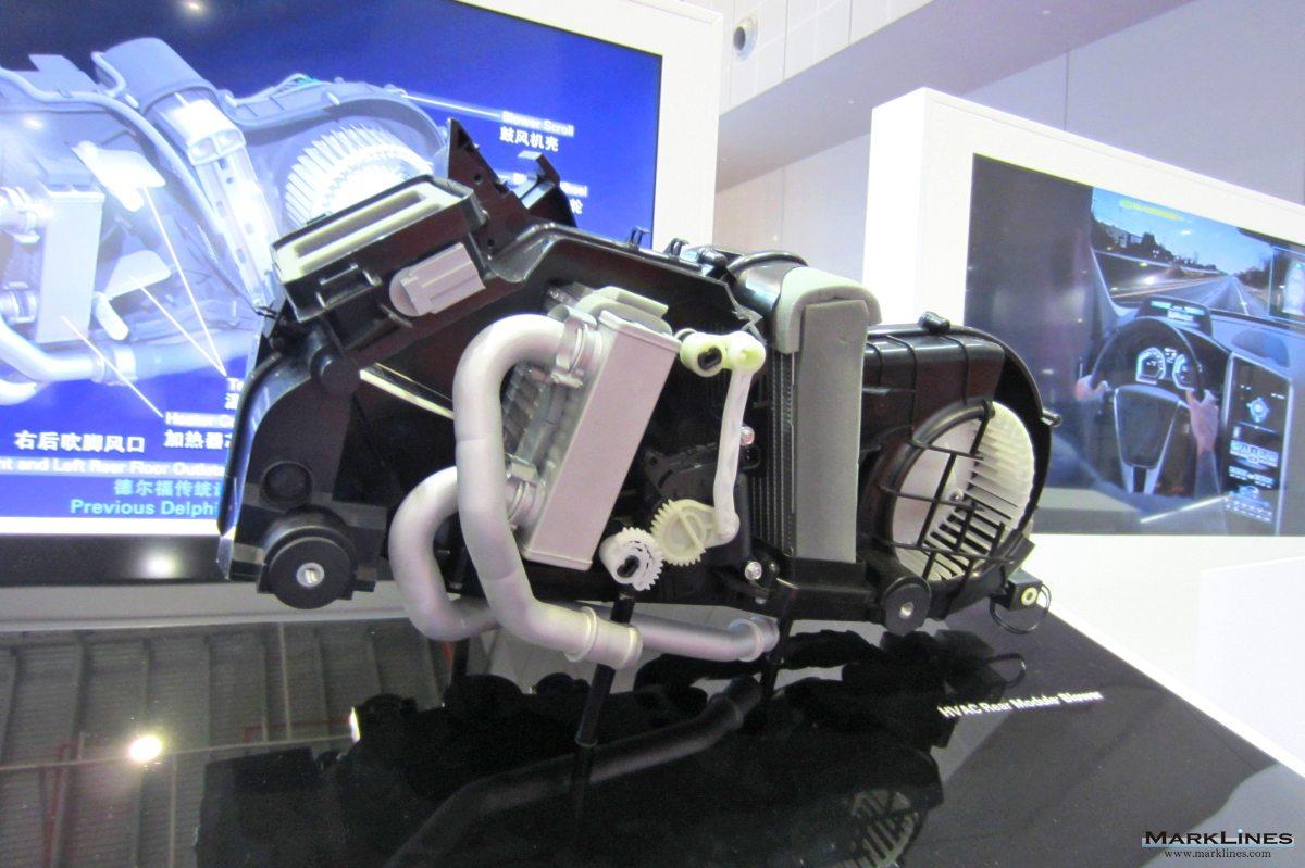 Delphi Group China Marklines Automotive Industry Portal Stereo Wire Harness 2005 International Logo