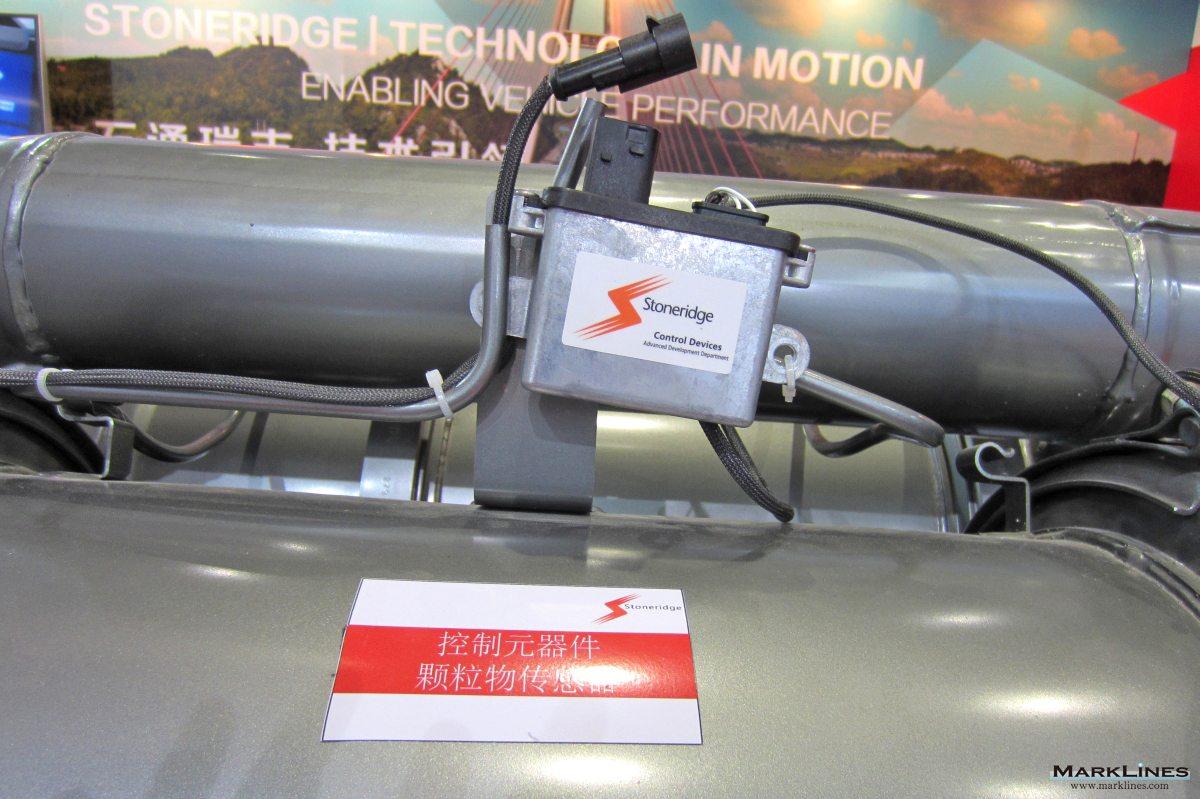 Stoneridge Inc Marklines Automotive Industry Portal Gm Fuel Level Sensor Wiring Particulate Matter