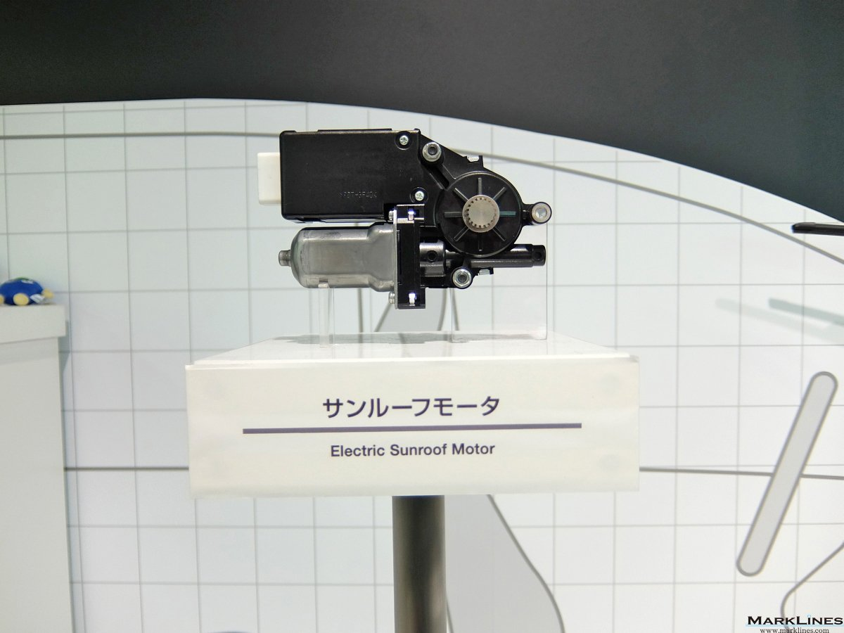 Denso Corporation Kosai Plant Formerly Asmo Co Ltd Marklines Alpha Sport Kolt 90 Wiring Diagram Logo