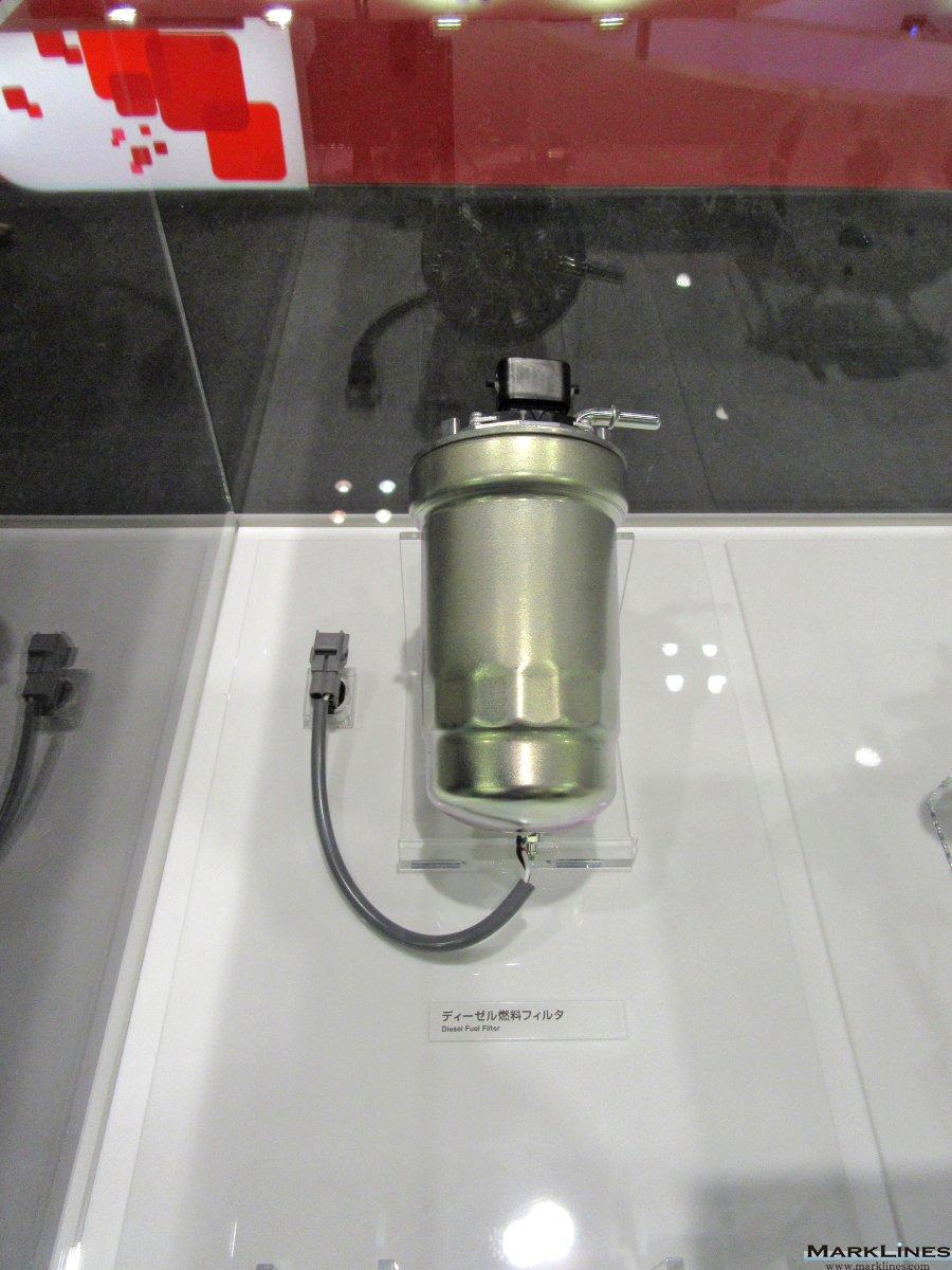 Parts Manufacturer Base Detailkyosan Denki Co Ltdjapan Wrx Fuel Filter Diesel