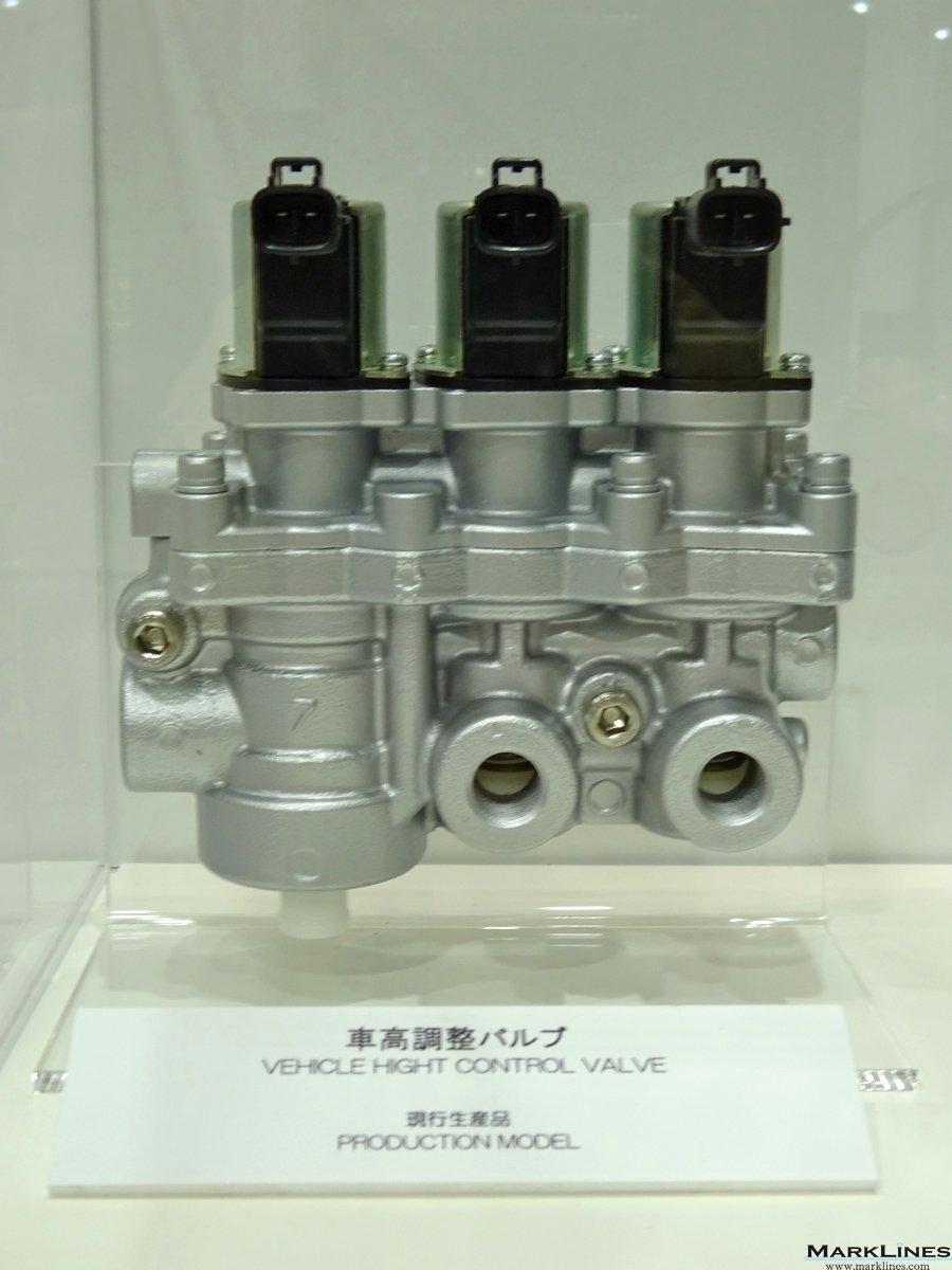 Sanwa Seiki Exhibit Highlights Marklines Automotive